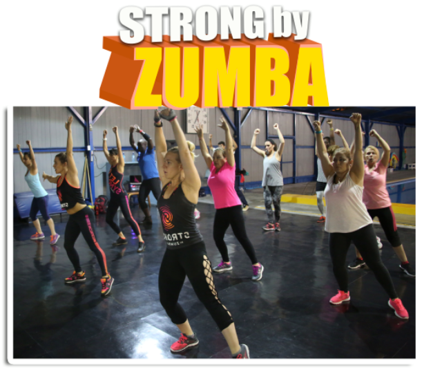 Nuevo Horario Strong By Zumba